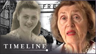Prisoner Number A26188: Henia Bryer (Holocaust Survivor Documentary) | Timeline thumbnail