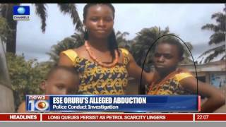 News@10: Muslim Body Calls For The Prosecution Of Ese Oruru's Abductor 01/03/16 Pt.1