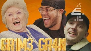 GRIME GRAN | EPISODE 2 FT. CHIP & PLAN B | BRAND NEW SERIES!