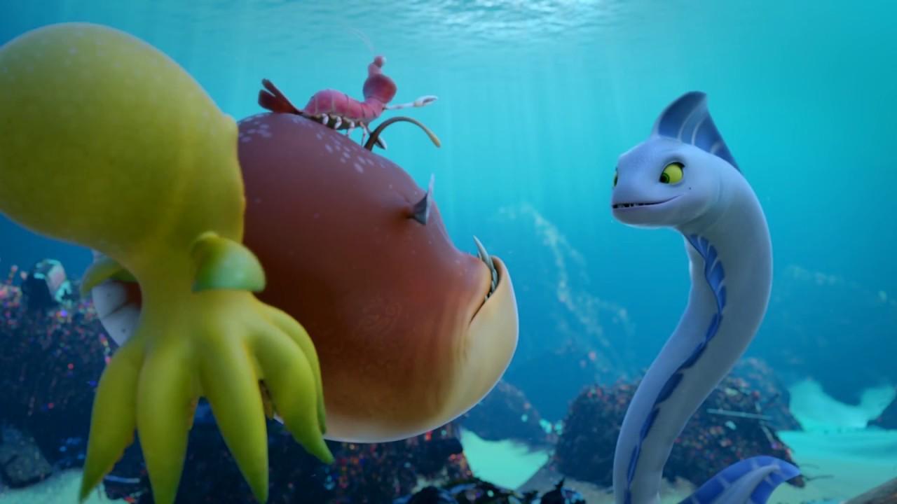 Biệt đội biển xanh – Deep – Full HD