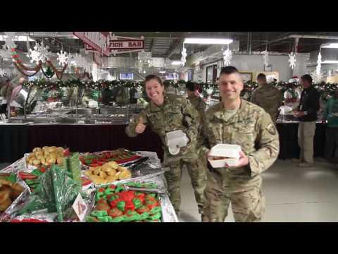 Christmas In Afghanistan 2016