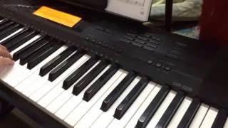李克勤 Hacken Lee《一個都不能少》 Piano Cover