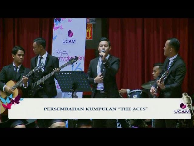 Konvo UCAM 2017 - The Aces - Nyanyian Serambi (Cover)