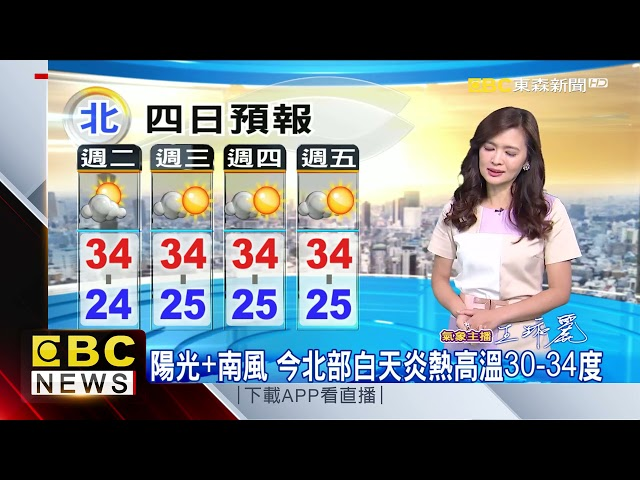 氣象時間 1100511 王淑麗早安氣象 @東森新聞 CH51