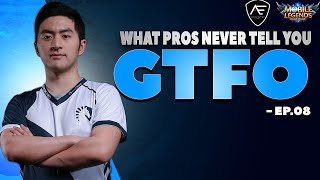How to Control the Map | What Pros Never Tell You | GTFO | Mobile Legends Advanced Guide