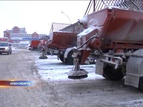 В каких условиях работают механизаторы в Новосибирске