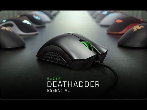 Razer DeathAdder Essential | Краткий обзор ⯑️ - YouTube
