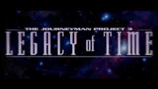 The Journeyman Project 3 Legacy of Time - Game Trailer (1997)
