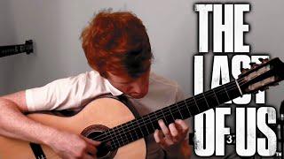 Gustavo Santaolalla: The Last of us Main Theme - Guitar Cover - Callum McGaw + FREE TABS