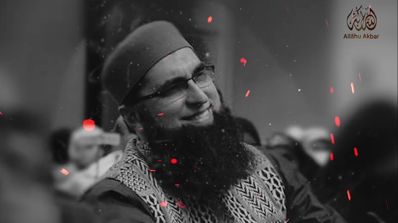 Very Emotional Bayan of Junaid Jamshed Why We Come Here