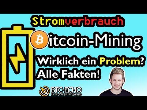 Bitcoin verbraucht MEHR Strom als DÄNEMARK | Was ist dran? ALLE FAKTEN
