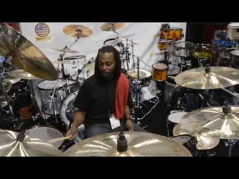 Evolution Drum Gear (EDG) - George Johnson Jr. 01 (SEAL) PDC NAMM 2015