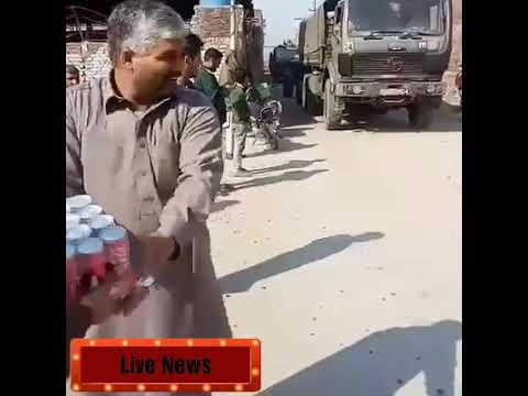 Love for Pak Army from Mian Ramzan Sahib Coca cola distributor