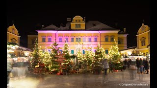 Hellbrunner Adventzauber - Christmas fair in Salzburg
