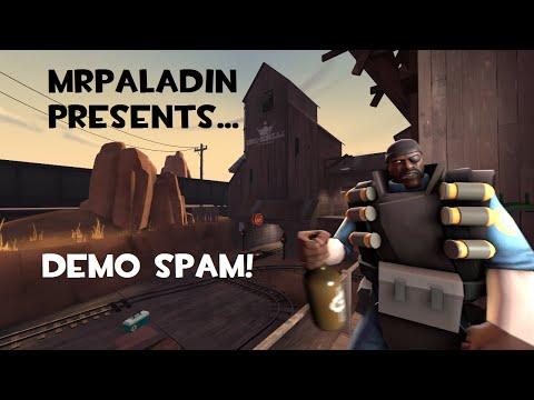 Demo Spam! (MrPaladin Community Game)