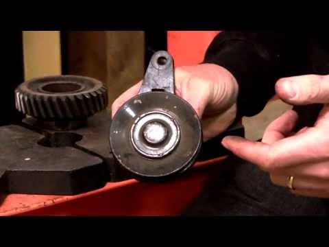 Idler Pulley Bearing Replacement How-To