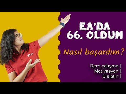 Nasıl Türkiye 66.sı Oldum? - Elif Nisa Güler Sınava Hazırlık Sürecini Anlattı
