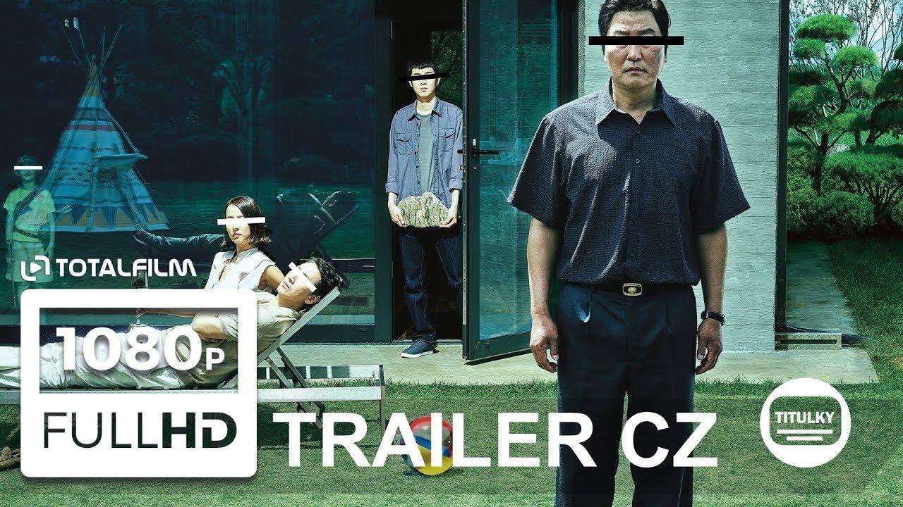 Parazit (2019) CZ HD trailer /Oscar® za Nejlepší film, režii, scénář a zahr. film/