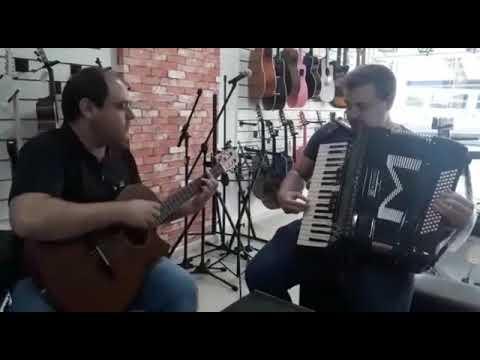 Agora no Território da Música você encontra também S DE: Acordeon Cavaquinho Banjo
