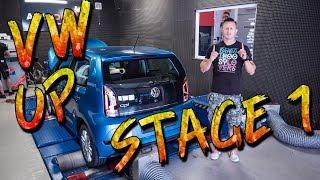 VW Up Stage 1 |  GTI Killer