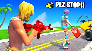 25 Ways to Męss With Your Friends In Fortnite