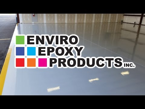 Enviro Epoxy Products - Information & Training