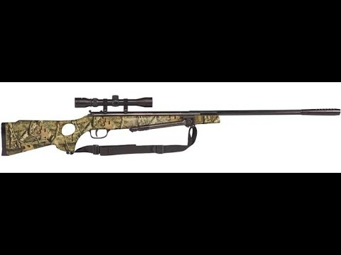 Winchester 1400CS  177 Cal Pellet Rifle Review