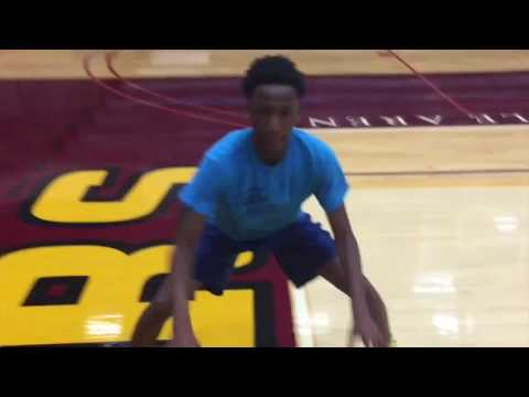 Austin Freeman Basketball