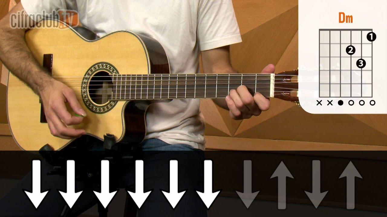 Como tocar back in black en guitarra acústica tutorial completo.