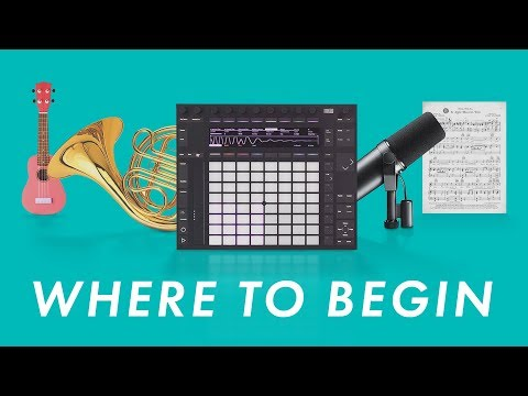 How to get started making music