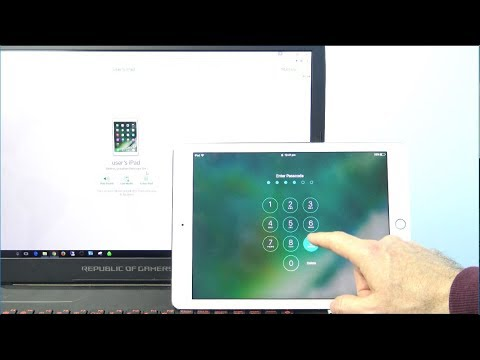 Erase passcode on iPhone, iPad, or iPod touch with iCloud