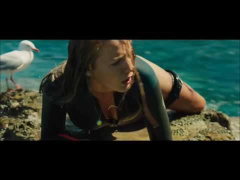 Águas Rasas - Trailer Dublado