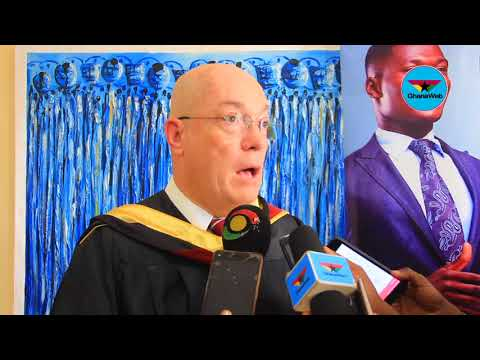 Ghana's next challenge is to create more jobs – Robert Jackson
