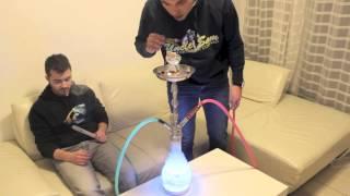 SHISHA TABAK SOCIAL SMOKE PINK LEMONADE IM TEST!