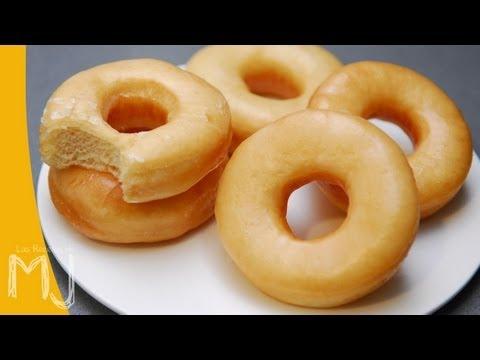 DONUTS (CLÁSICOS Y RELLENOS) | La receta perfecta