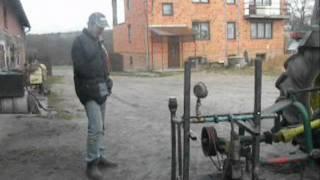 Dojarka ciągnikowa