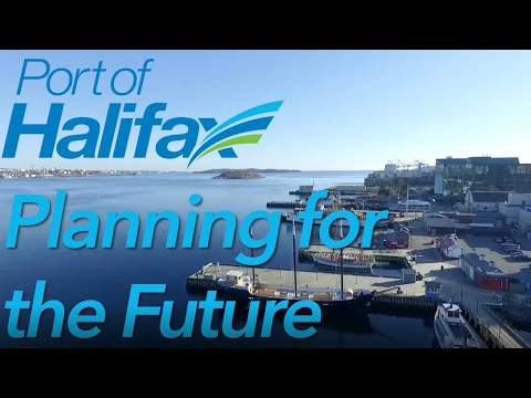 Port of Halifax: Planning for the Future