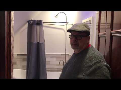 video tour of the George Washington Wood Bed & Breakfast in Conshohocken