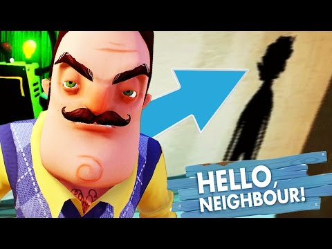 NEIGHBORS SECRET CHILD FOUND! FINDING THE GUN! - Hello Neighbor ALPHA 3 ENDING Gameplay
