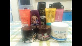 Уход за волосами в выходной день шампунь и маски белорусские