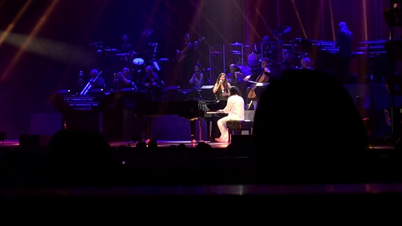 YANNI and LAUREN JELENCOVICH - Nightingale LIVE at Radio City Music Hall