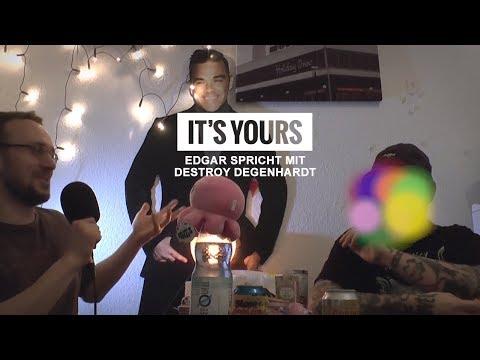 Interview - Edgar spricht mit Destroy Degenhardt