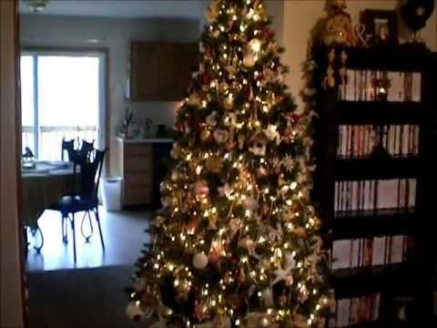 My Victorian Handmade Christmas Ornaments and Christmas Tree
