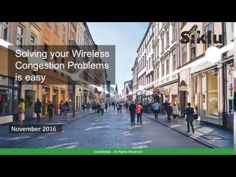 How to solve your wireless security network congestion problems EMEA