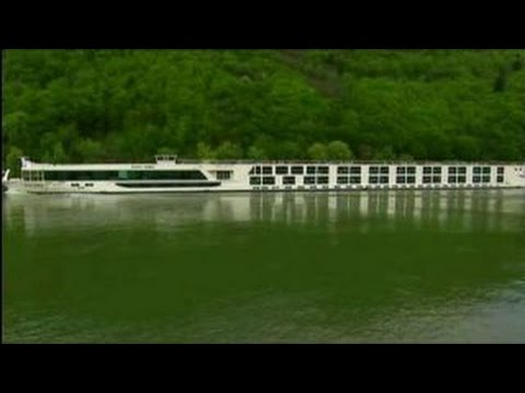 The growing popularity of river cruises