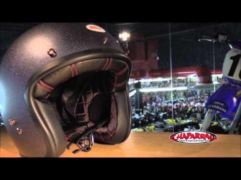 Bell Helmets Custom 500 Open Face Motorcycle Helmet Review