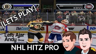 NHL Hitz Pro on The PS2