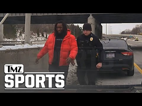 Kareem Hunt Police Video, Open Vodka Container & Drug Confession | TMZ Sports