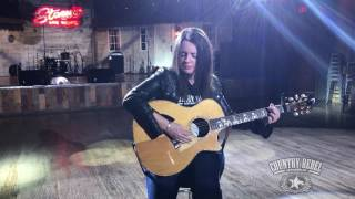 He Stopped Loving Her Today - George Jones - Dawn Beyer Acoustic Cover Video