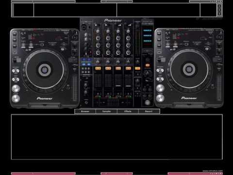 virtual dj pioneer cdj 1000 mk3